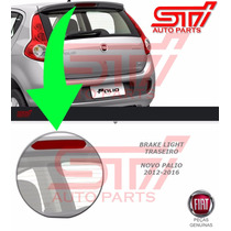 Brake Light Luz Freio Novo Palio 2012 2013 2014 Original