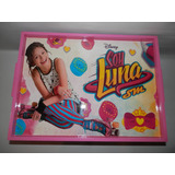 Bandejas Desayunadores Personalizados Artesanales: Soy Luna