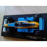 1/18 Fernando Alonso Renault 2003