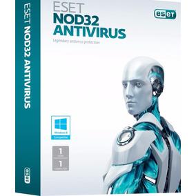 Eset Nod32 Antivirus V9 - Licencia 1año X 1 Pc