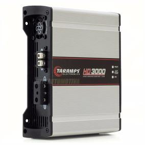 Módulo Amplificador Taramps Hd3000 Dsp Compact 3500 W
