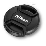 Tapa Lente Nikon Compatible 52mm D3000 D3100 D5100