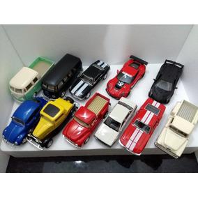 Miniatura Colecão Carrinhos Varios Modelos Unidade 1/32