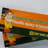 Parsecs Masilla Epoxy Artesana Para Modelar 500g