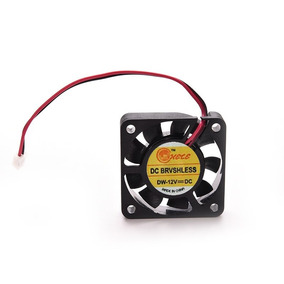 Fan Cooler Mini 40x40mm 4 Cm 12v Para Pc 2 Pines
