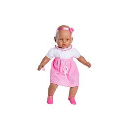 Boneca Meu Bebê Negra Estrela