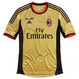Camiseta Ac Milan 13/14 3rd Kit Talla M