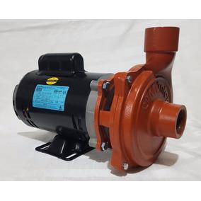 Bomba Agua 1 Hp Munich / Corona Con Motor Weg Centrifuga