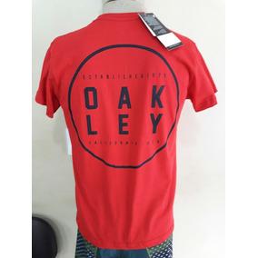 Camiseta Oakley Tc Dry Navy Azul Oferta Produto Original - Camisetas ... c3e637aabc