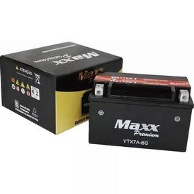 Bateria 7 Amperes Burgman/xlr/vz 400/sundown Future Maxx