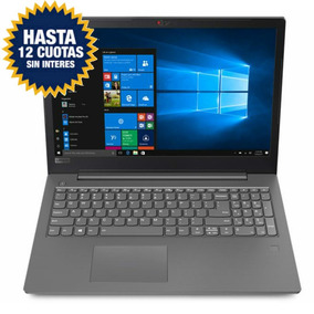 Notebook Lenovo I5 8va Gen Quad Core 15,6 Hd 4gb 1tb