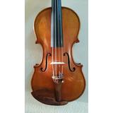 Violin 4/4 Excelente Copia De Stradivarius.