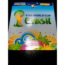 Álbum Completo Copa Do Mundo Fifa 2014 - Frete Grátis