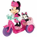 Minnie No Passeio De Bicicleta - Mickey Mouse Fisher-price