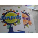 Libro De Ingles Jumping Worbook 12 4 5 6 Gradob