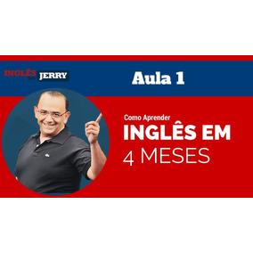 Curso Inglês Do Jerry Completo + Brindes