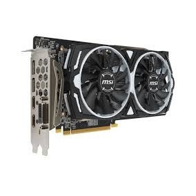 Msi Vga Graphic Cards Rx 580 Armor 4g Oc