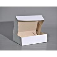 Caja P/ 12 Alfajores 22x15x6,5cm (x50u) Lunch - 087 Bauletto