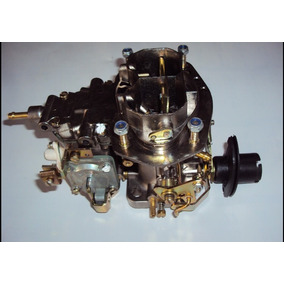 Carburador H34seie Opala 4 Ou 6cc Álcool Ou Gasolina Mecar