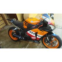 Bonita Moto Honda Rr1000 Repsol. P/cambio Al Billete Se Trat