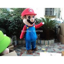 Botarga Mario Bross Y Luigi Envio Gratis