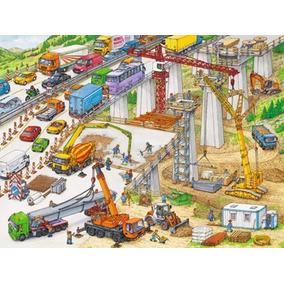Rompecabezas Ravensburger X 100 Piezas - La Construccion