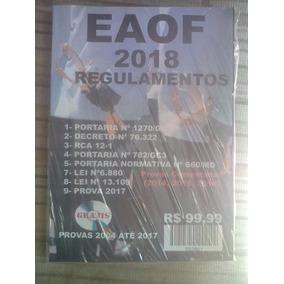 Apostila - Eaof - Regulamentos - 2018