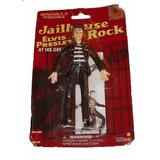 Muñeco Elvis Jailhouse Rock - Nuevo En Blister!