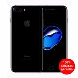 Iphone 7 Plus 128gb 18 Oct Jet Black Sellado Tienda