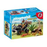 Playmobil Safari Wild Life 6939 Explorador Furtivo Original!