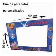 Marcos Selfies Mas 15 Props Todo Personalizado