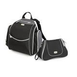 Chicco Urban Mochila Y Dash Bag, Negro