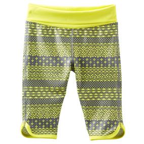 Oshkosh Yoga Pants Calzas Leggings Hasta La Rodilla Import