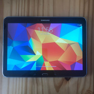 Tablet Samsung Tab4 Sm-t530 Usada Con Funda