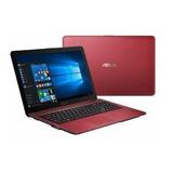 Laptop Asus X441n-ga015t Roja Celeron/14