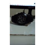 Relógio Cronógrafo H.stern Sfera Arpoador Preto