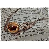 Pulseira Harry Potter - Pomo De Ouro
