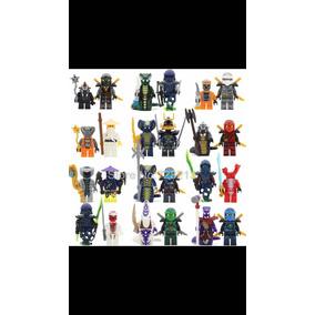 Set Ninja Go Compatible Lego