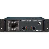 Ciclotron ::: Dynamic 8000 Class Ab ::: Amplificador 2000w
