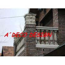 Balaustras Cemento Balaustre Fabrica