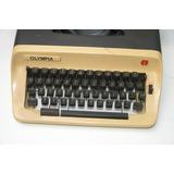 Maquina De Escribir Olympia Internacional