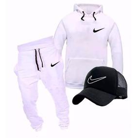 Kit Moletom + Calça + Boné Nike Sb - Marca Famosa Conjunto!!