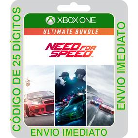 Need For Speed Conjunto Ultimate- Digital Codigo 25 Digitos