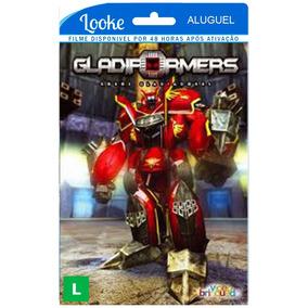 Gladiformers - Robôs Gladiadores - Locação Online