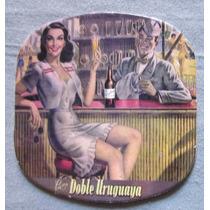Posavasos Cerveza Doble Uruguaya