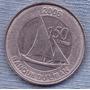 Libano 50 Livres 2006 * Barco De Vela *