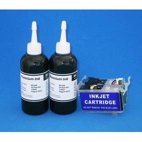 Cartucho Recarregável K101/k301 Xl + 240ml De Tinta + Brinde
