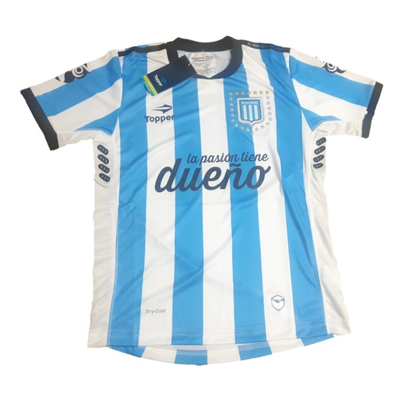 Camiseta Racing Club Topper 2015 Ni?os