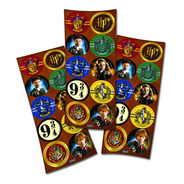 Harry Potter Adesivo  Festa Aniversario