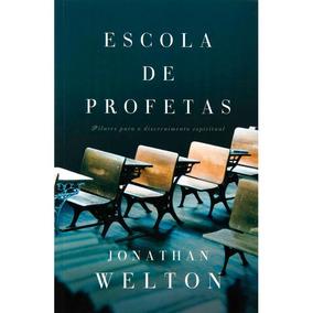 Kit Com 5 Livros Escola De Profetas+ministério Profético+...